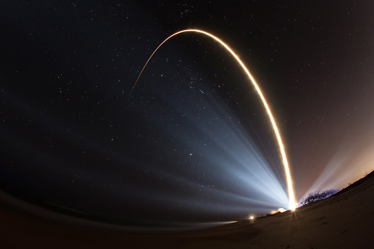The U.S. Air Force's 45th Space Wing supported United Launch Alliance's successful launch of the third Space Based Infrared Systems geosynchronous Earth orbit spacecraft aboard an Atlas V rocket from Launch Complex 41. (United Launch Alliance)