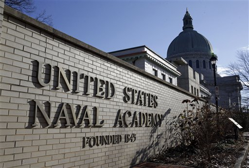 Authorities investigate report of drug use at Naval Academy