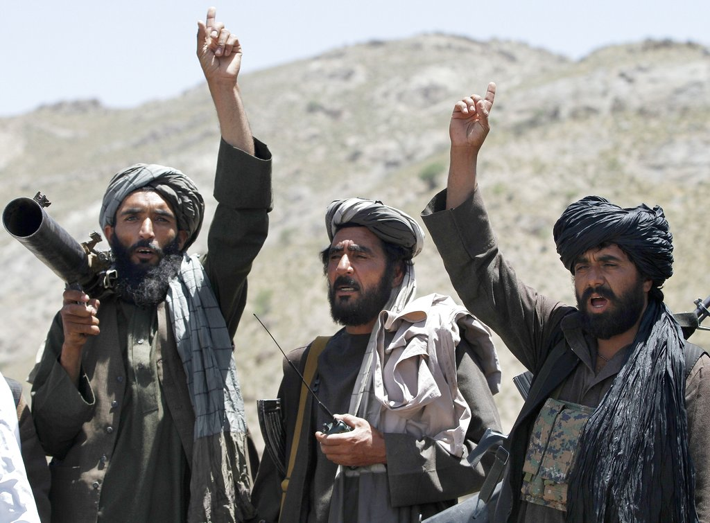 US, Afghan leaders agree on peace push, Taliban don't