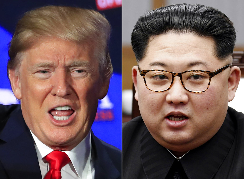 North Korea says US ruining mood of detente ahead of summit