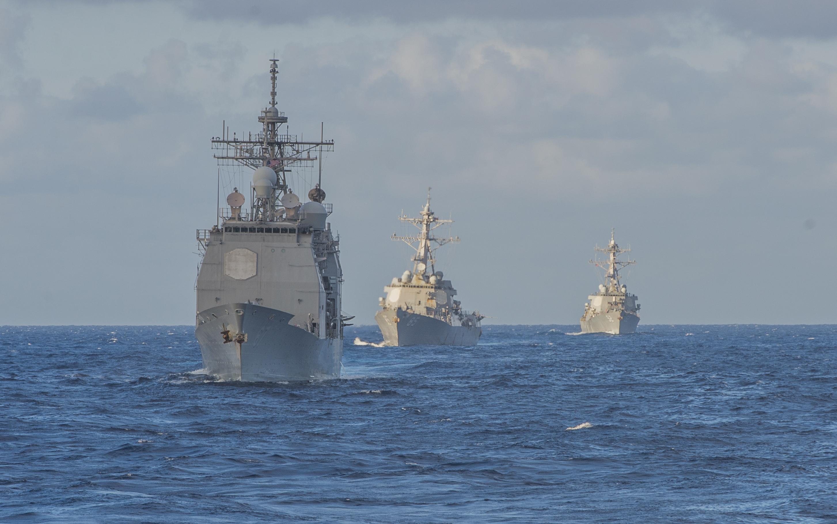 US Navy's surface ship program head confident on meeting 355-ship goal