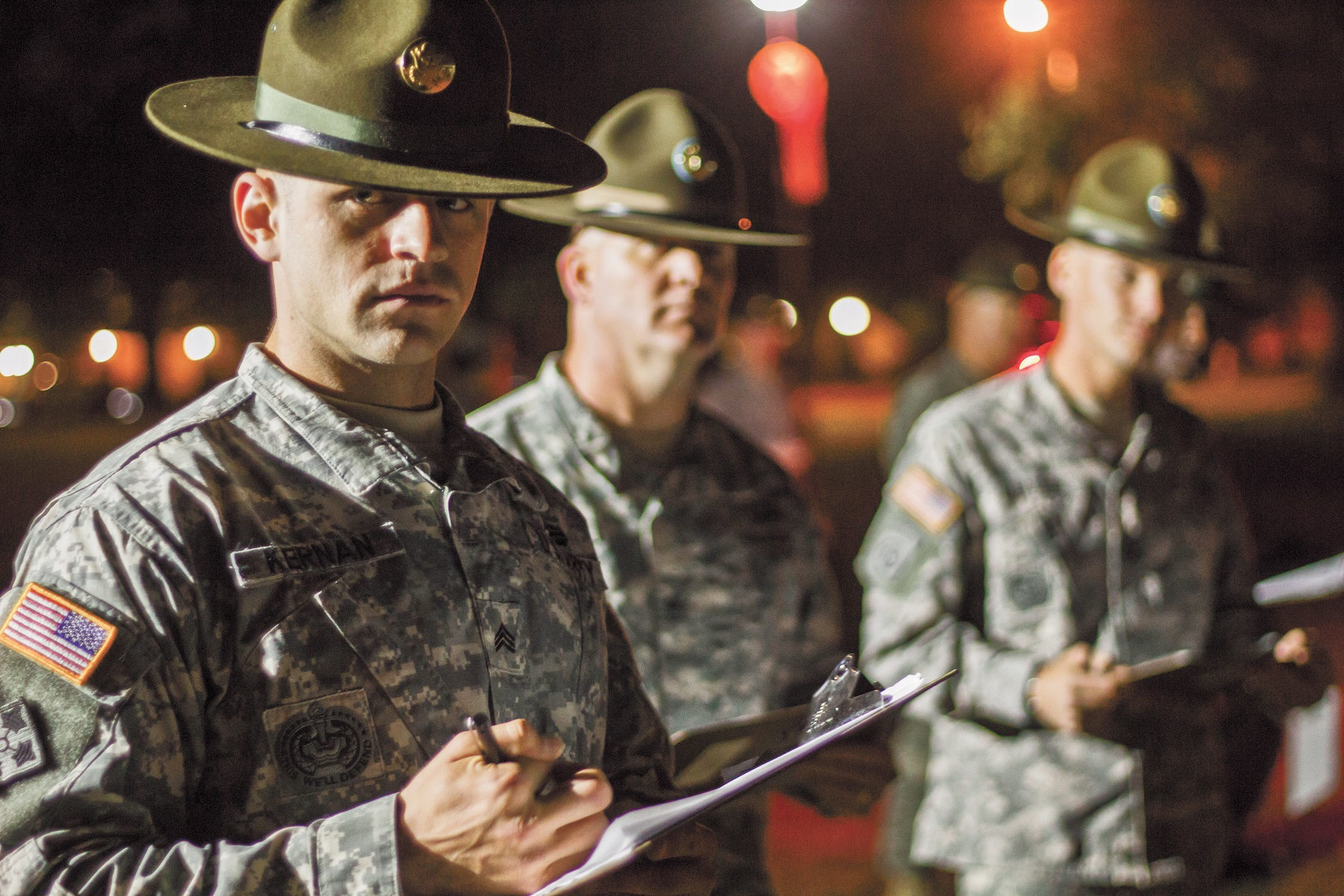 TRADOC CSM: Bring drill sergeants back to AIT