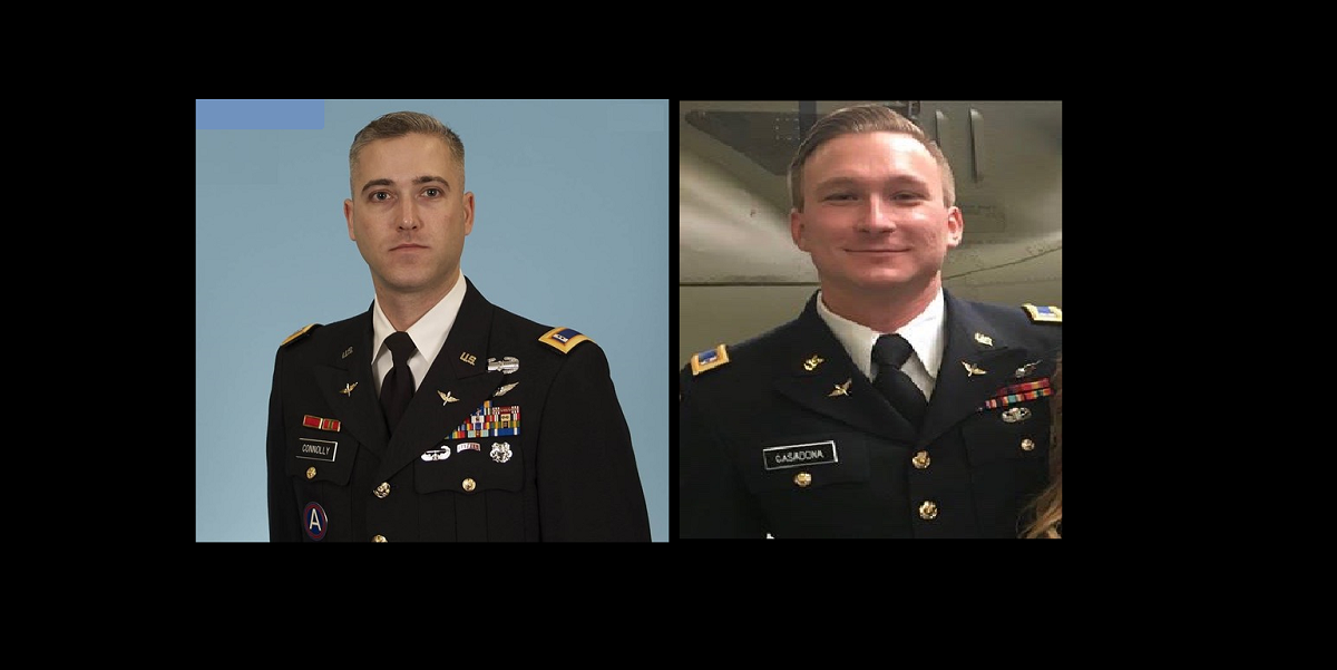 Army IDs 2 soldiers killed in Apache helicopter crash