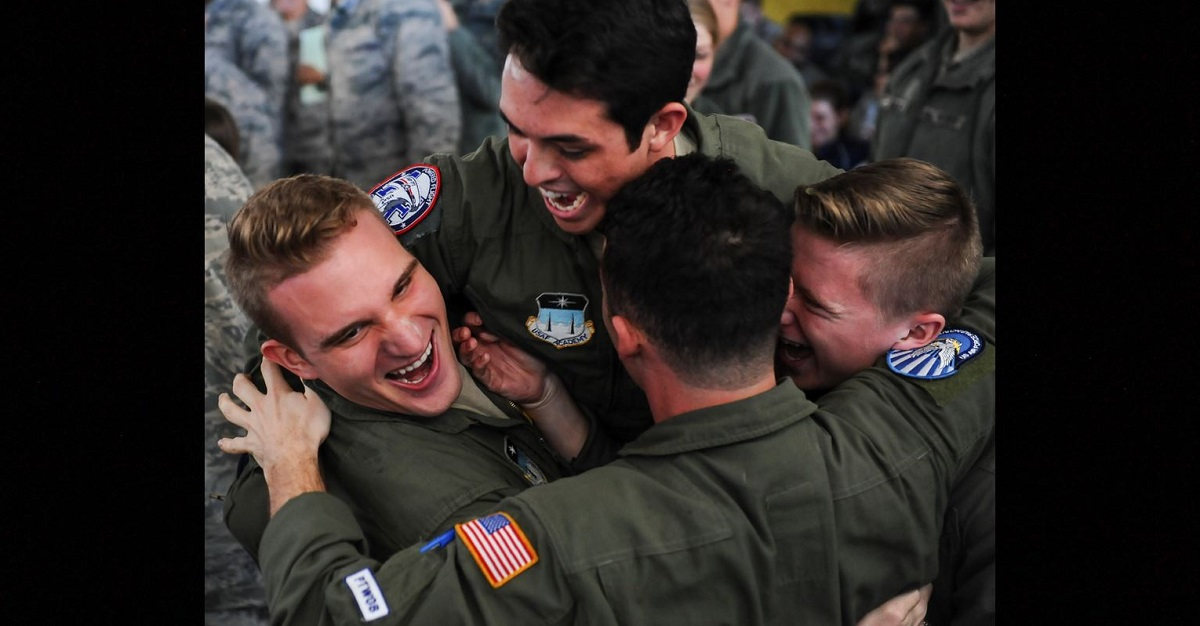 More than 530 U.S. Air Force Academy cadets from the 2019 graduating class have been matched to attend pilot training pending final qualifications and commissioning. (Staff Sgt. Charlie Rivezzo/Air Force)