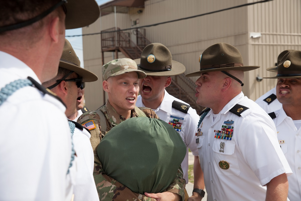 So long, platoon sergeants! Army begins turning AIT instructors into drill sergeants