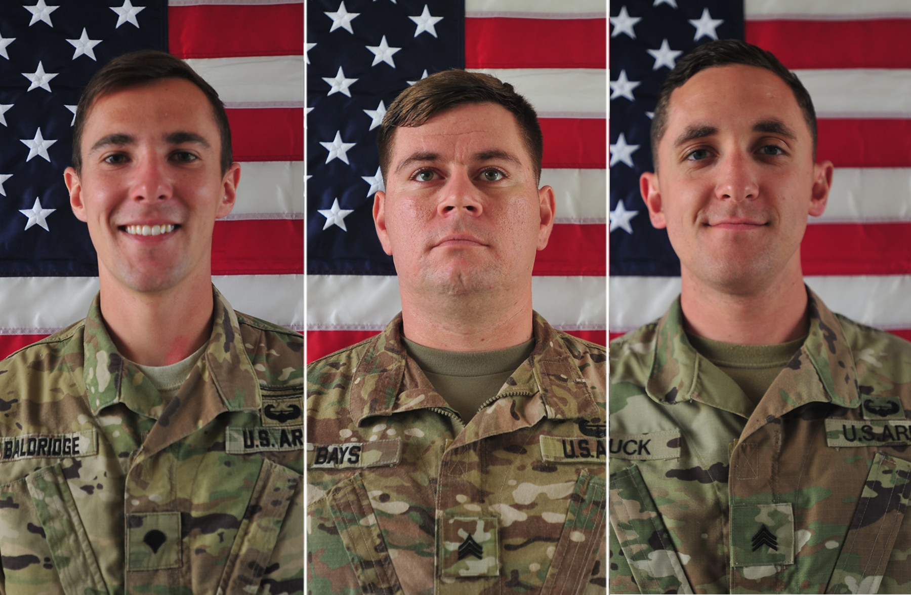 Army identifies victims of apparent insider attack in Afghanistan