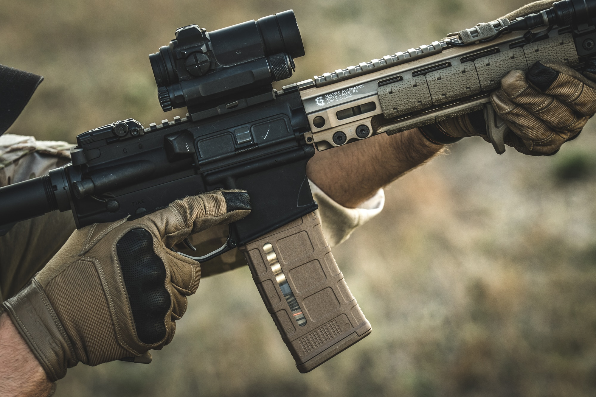 Air Force approves use of Magpul's signature polymer magazine
