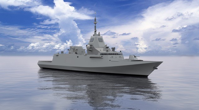European firms jointly offer frigate to Canadian government, skipping shipbuilder