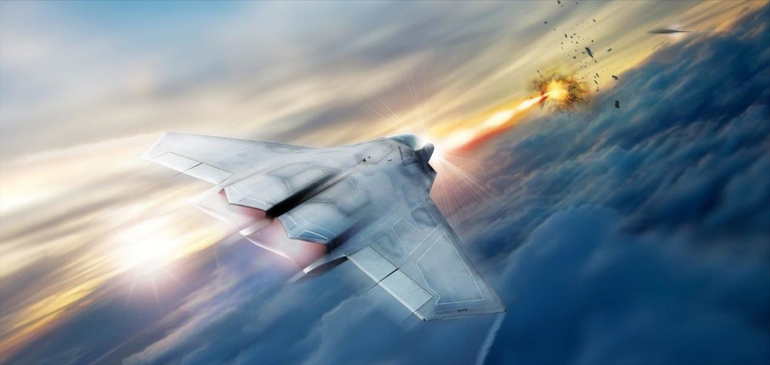 Coming in 2021: A laser weapon for fighter jets
