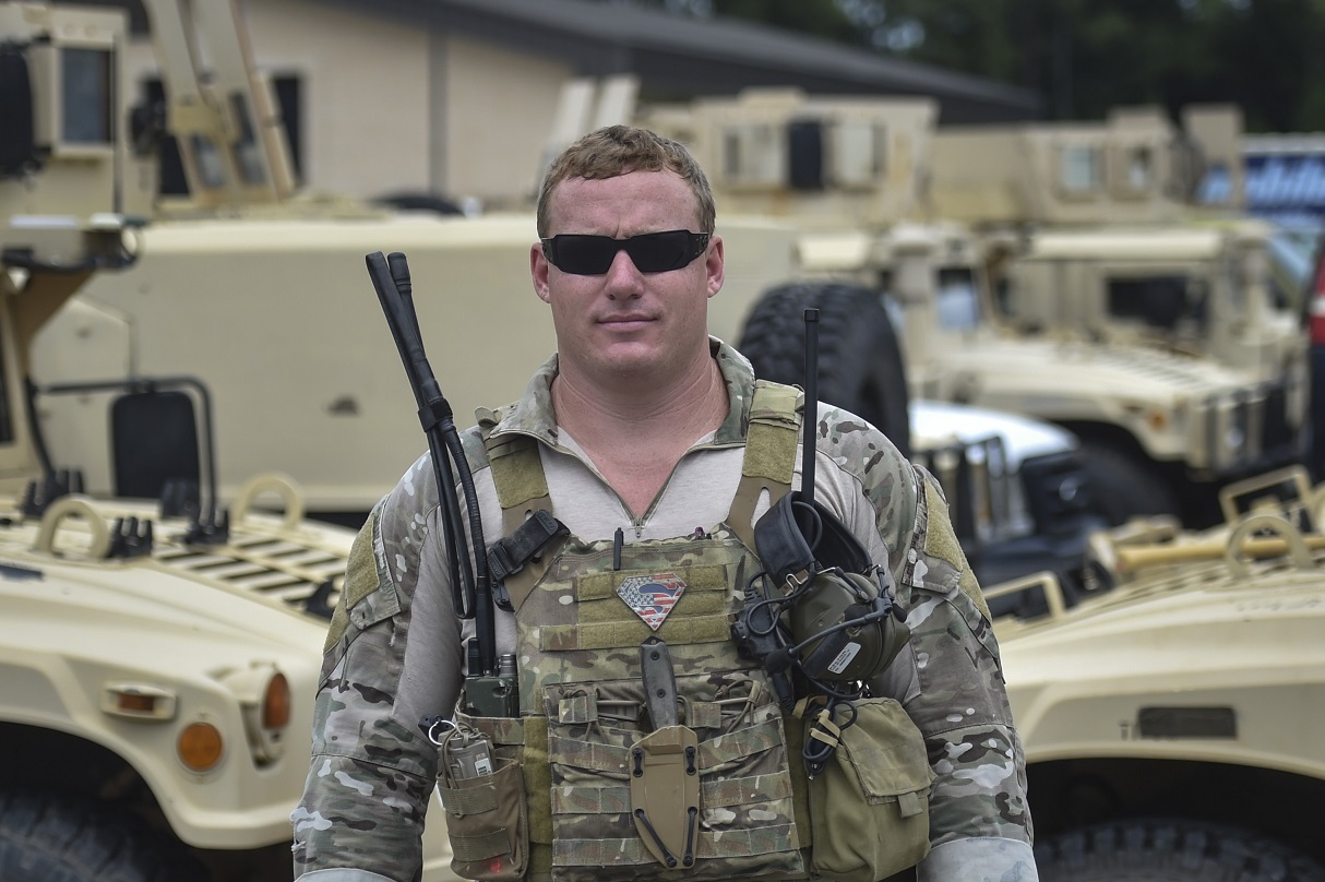 Air Force combat controller to receive Silver Star for heroism in Iraq