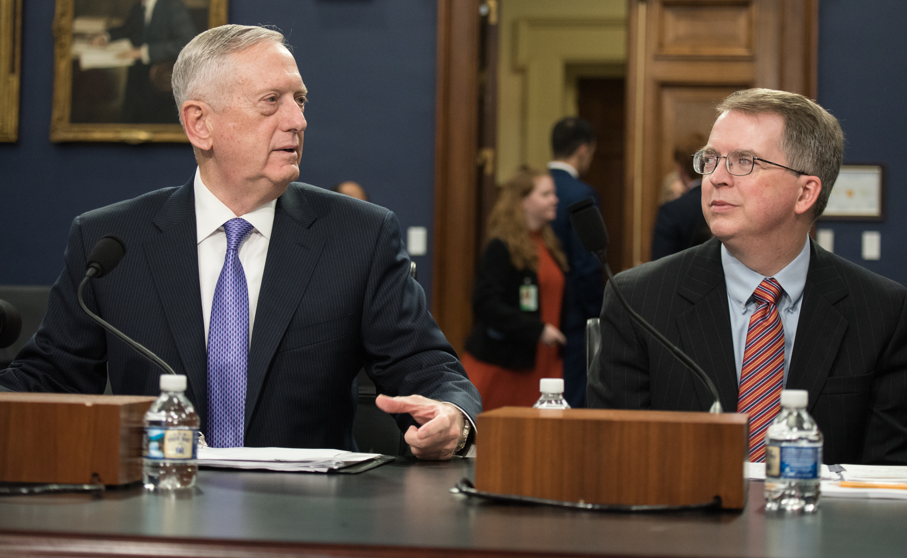 Pentagon comptroller preparing for 'short-term' continuing resolution