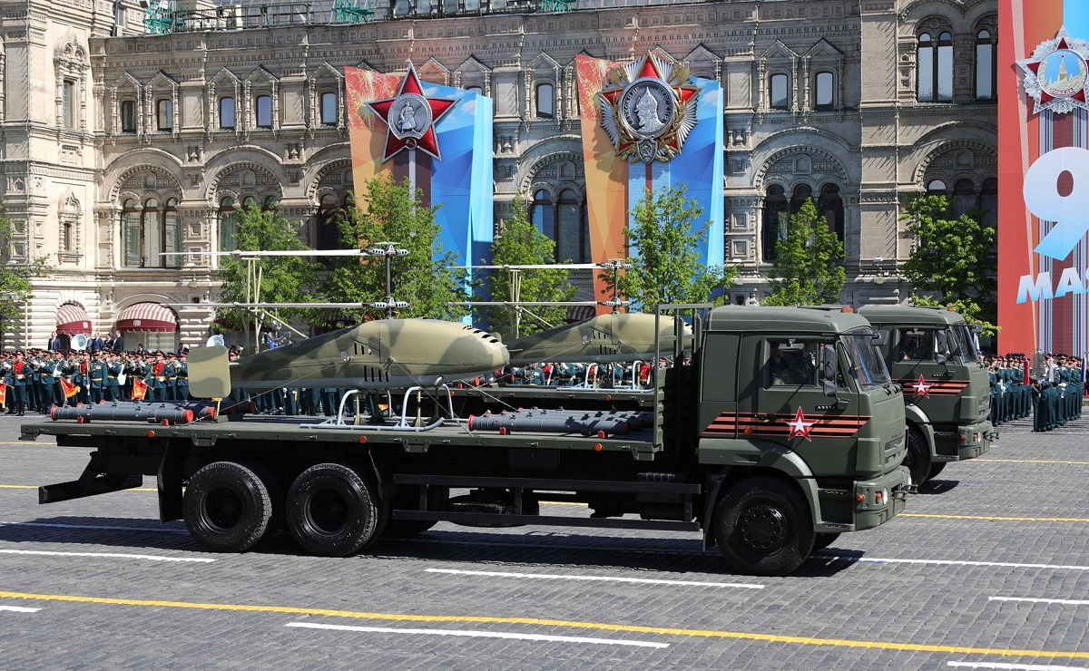 For many Russians, the annual Victory Day parade in Moscow is an opportunity to reflect on their wartime history and mourn losses that touched nearly every family in the former Soviet Union and neighboring states. (Russian Presidential Press and Information Office)
