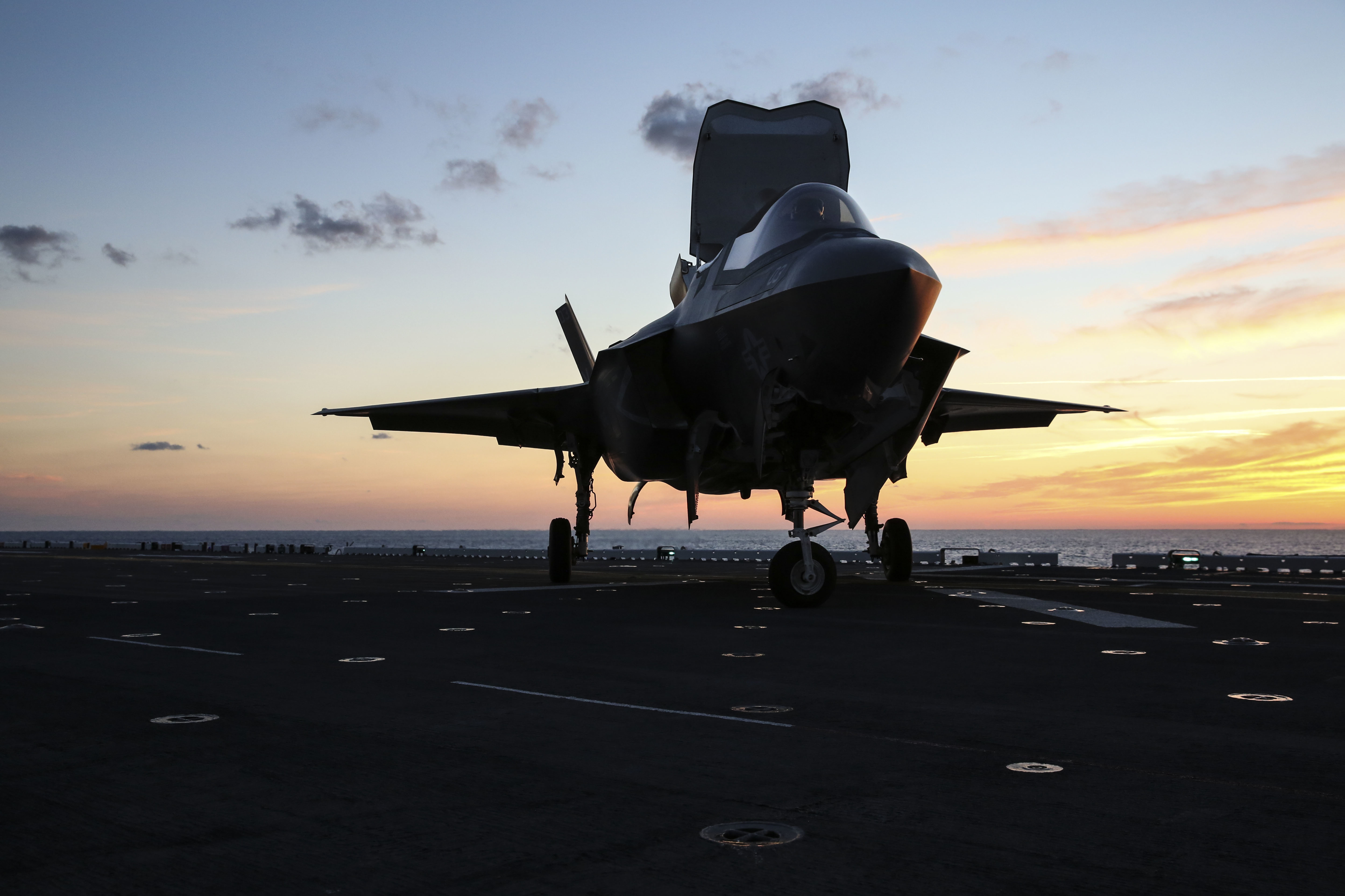First F-35Bs to deploy with 13th MEU