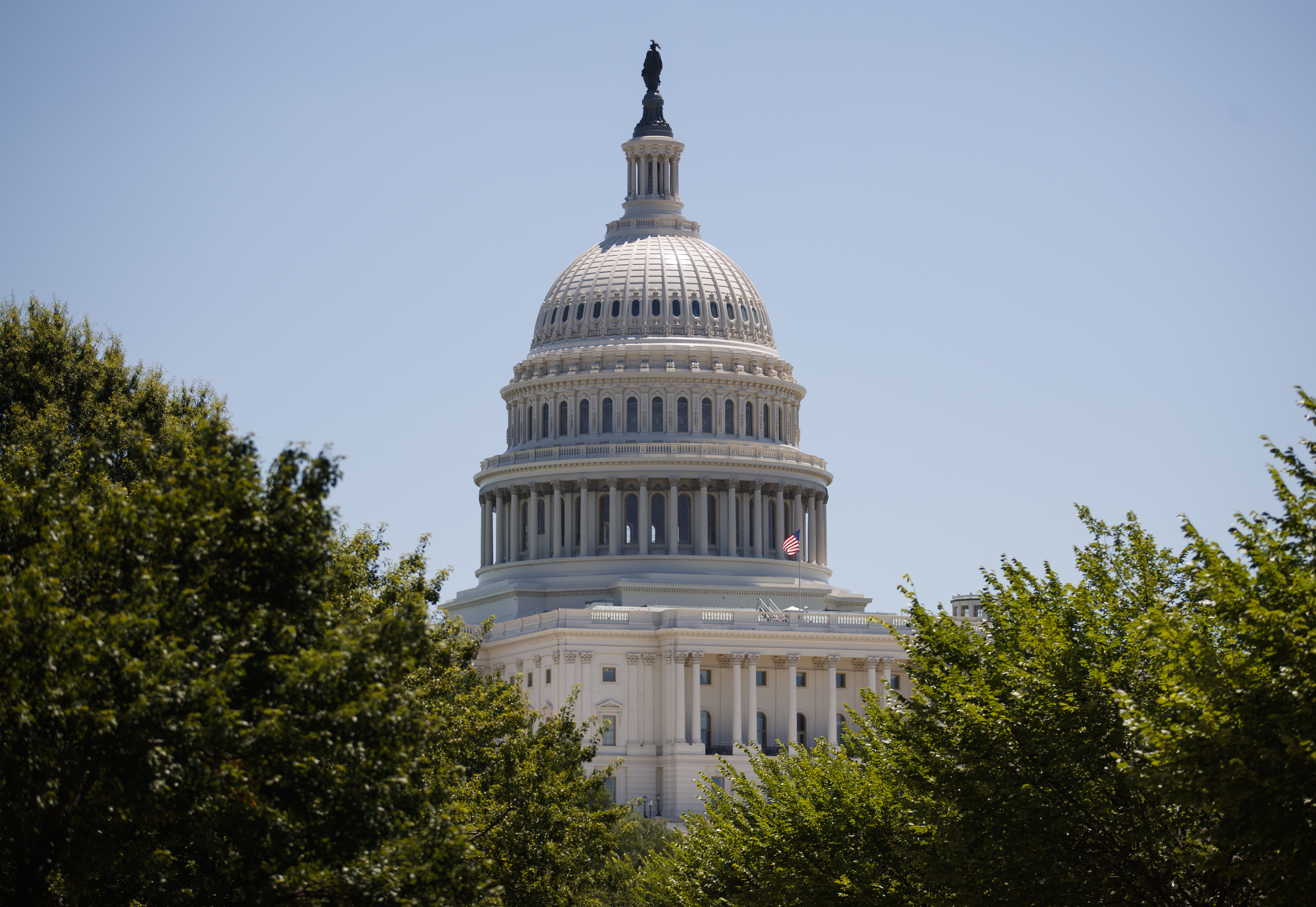 Both chambers of Congress have approved legislation that would shift a Department of Homeland Security agency to focus more on critical infrastructure cybersecurity. (Carolyn Kaster/AP)