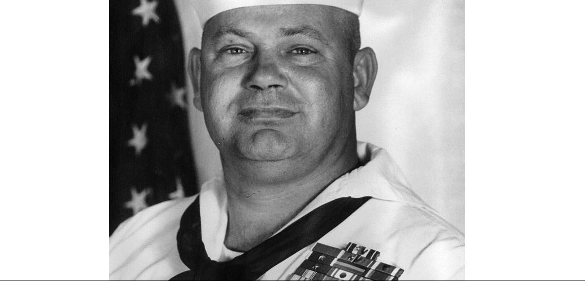 Willy Williams, the most decorated enlisted sailor in Navy history