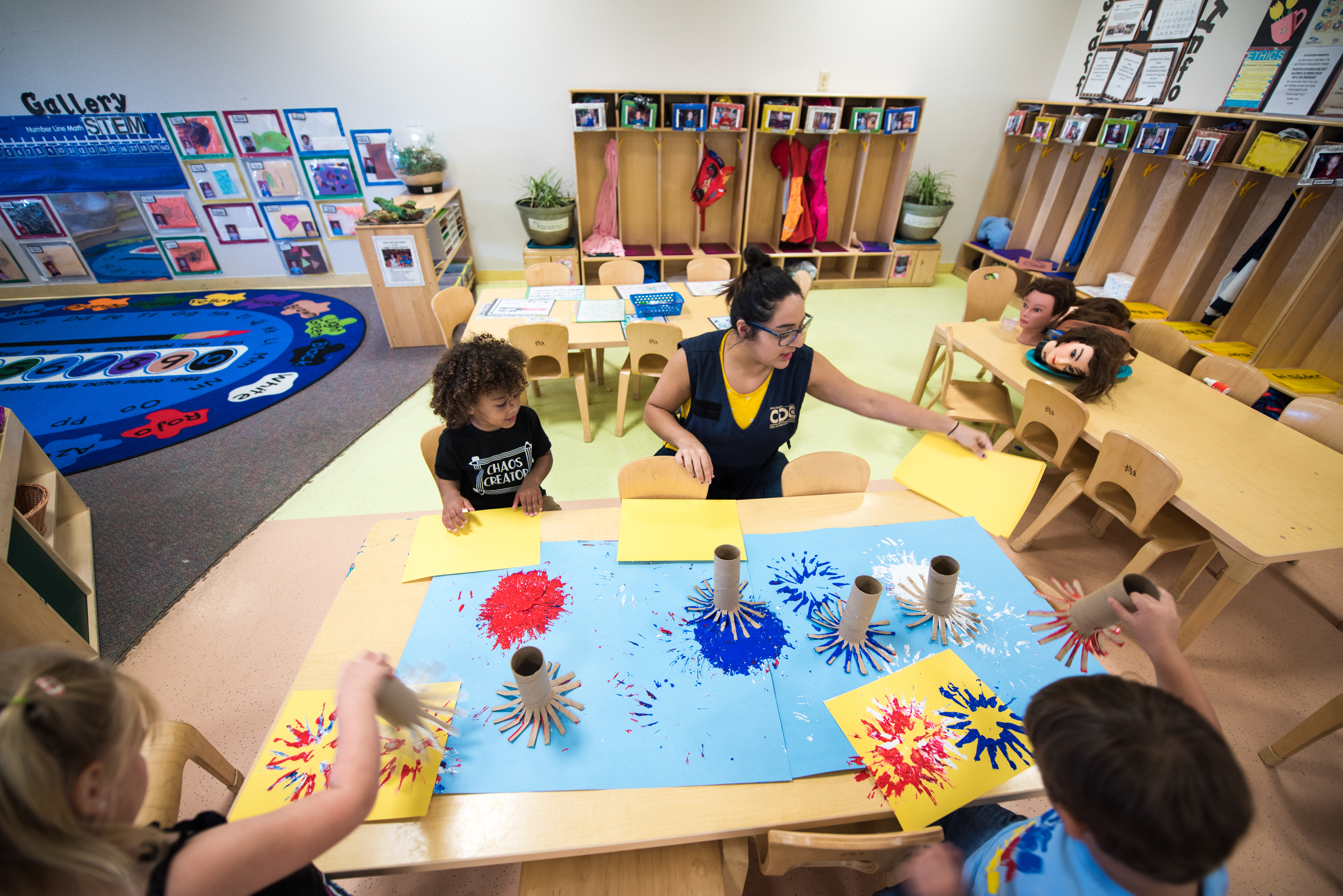 New funding would help build more military child development centers. (Sarayuth Pinthong/Air Force)