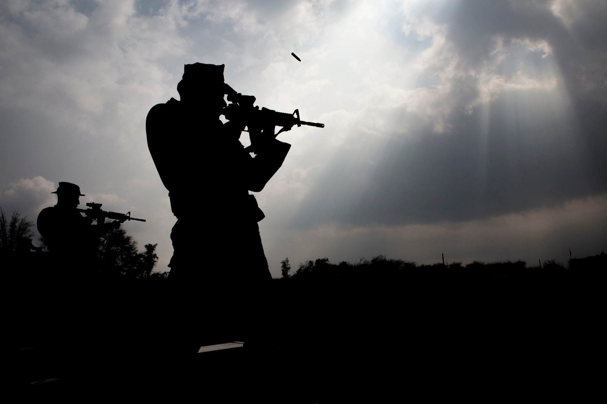 Every Marine a rifleman no more?