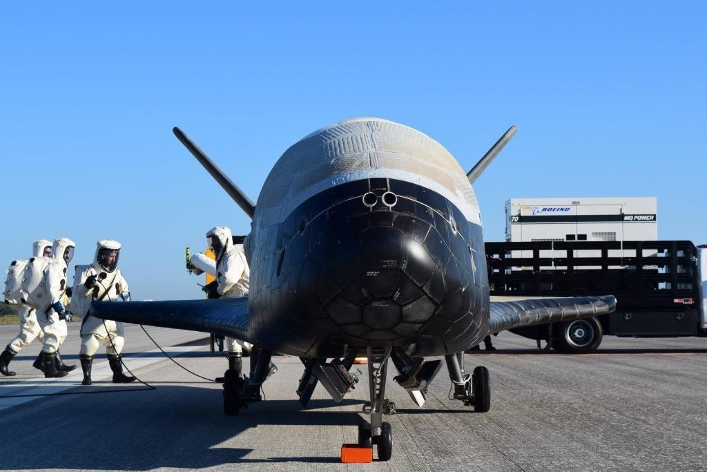 X-37B space plane to get lift from SpaceX