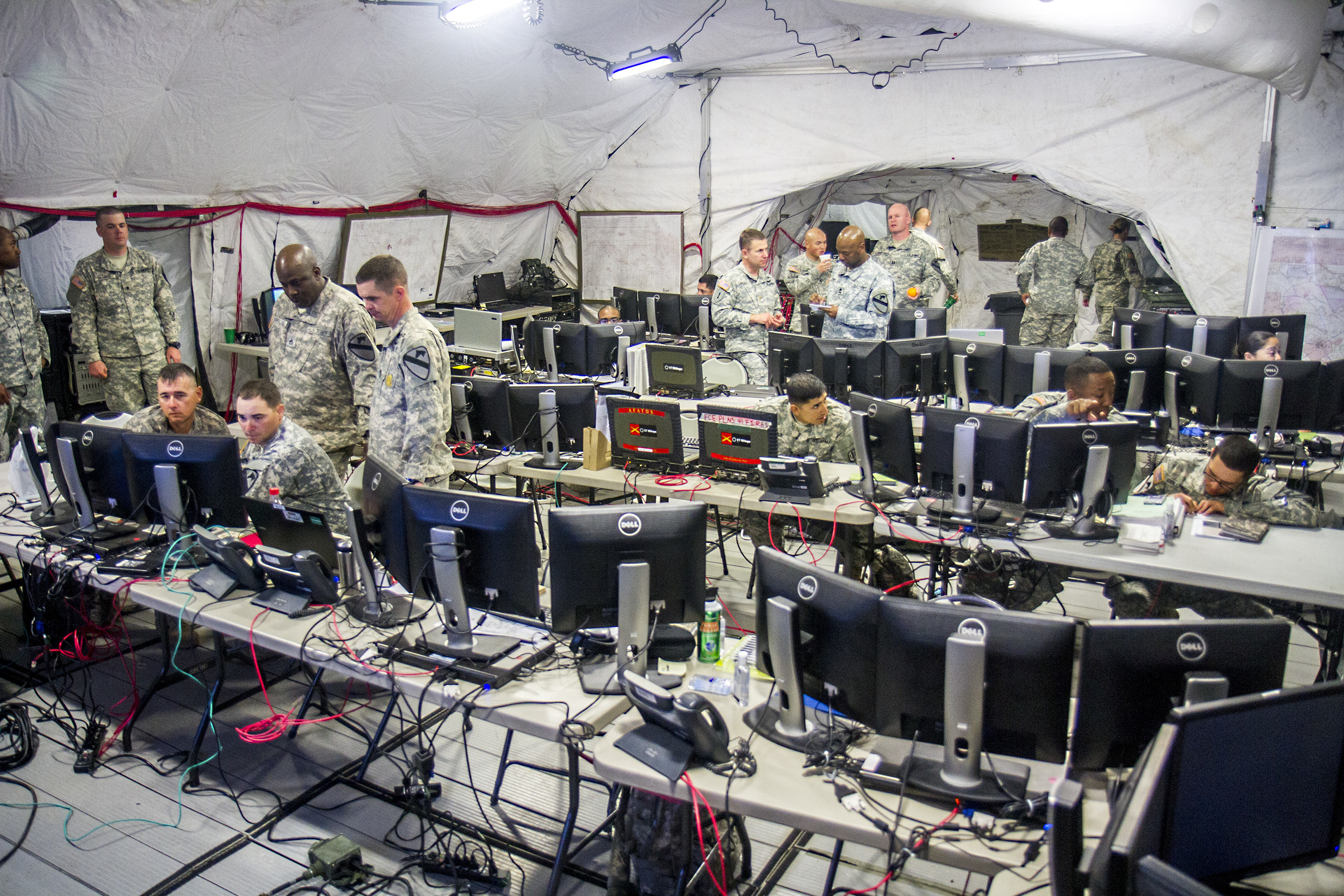 A new network approach is changing how the Army does business