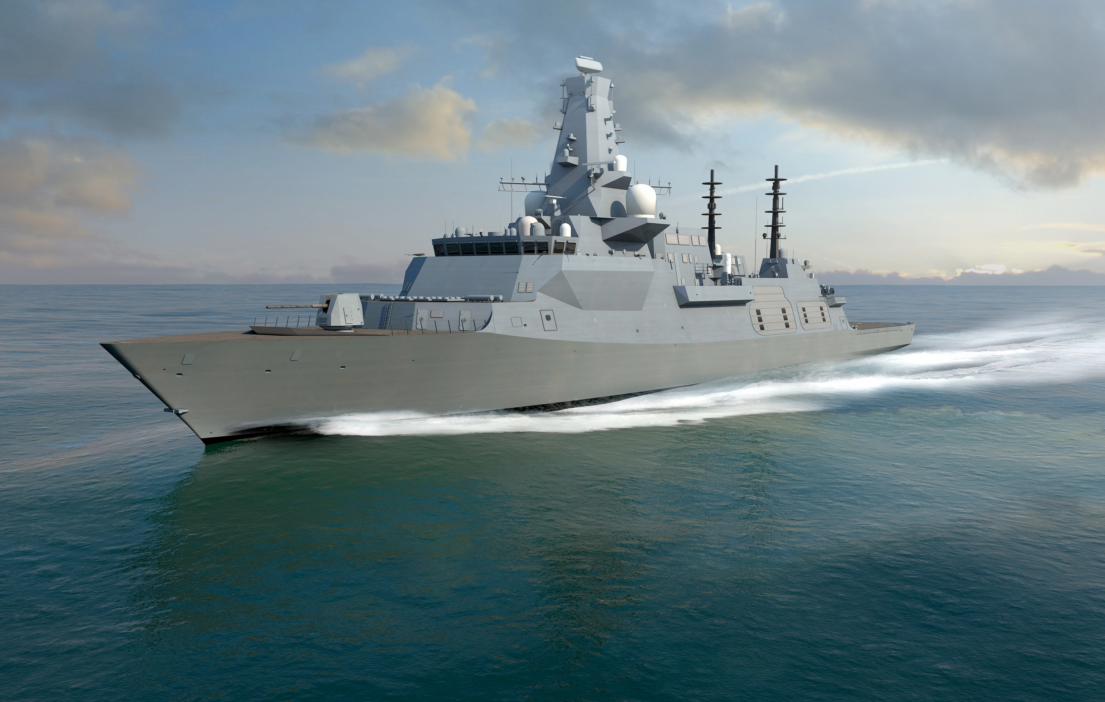 BAE Systems gets green light on $4.9 billion deal from UK for anti-sub warfare frigates