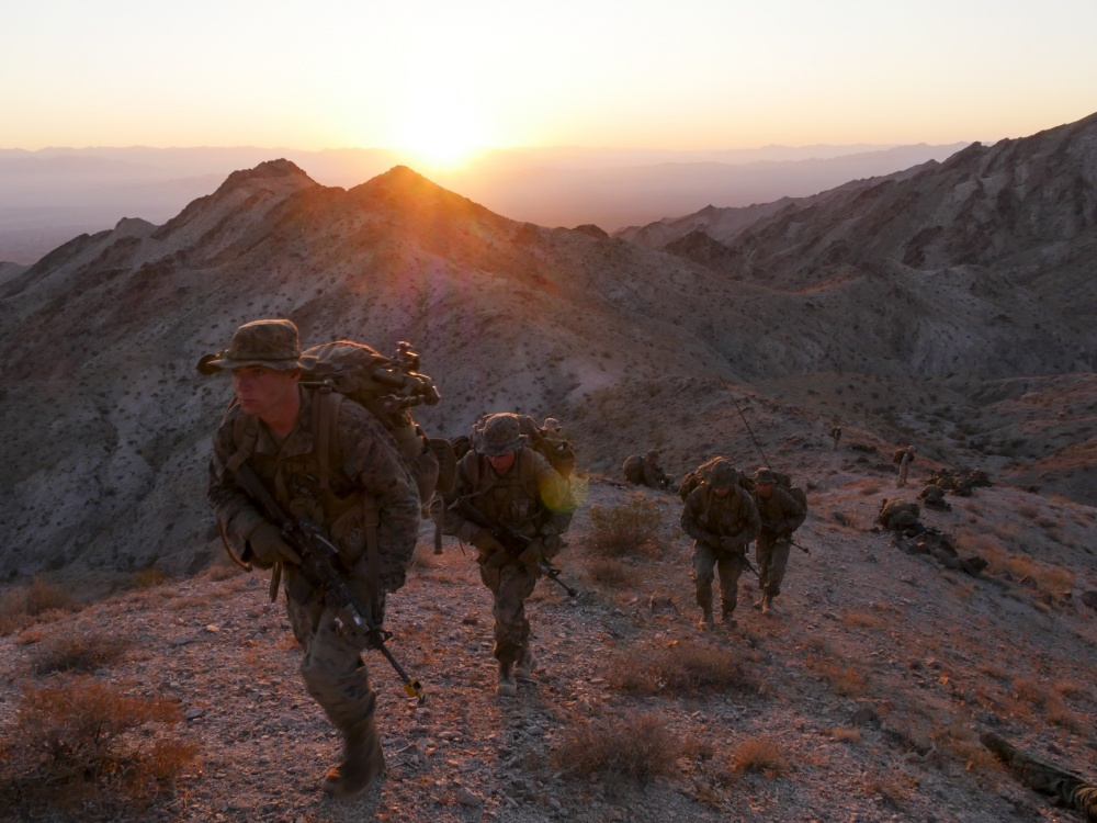 infantry officer course lowers requirement for hikes