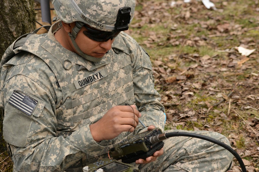 The Army is developing navigation tech to help the GPS-denied soldier