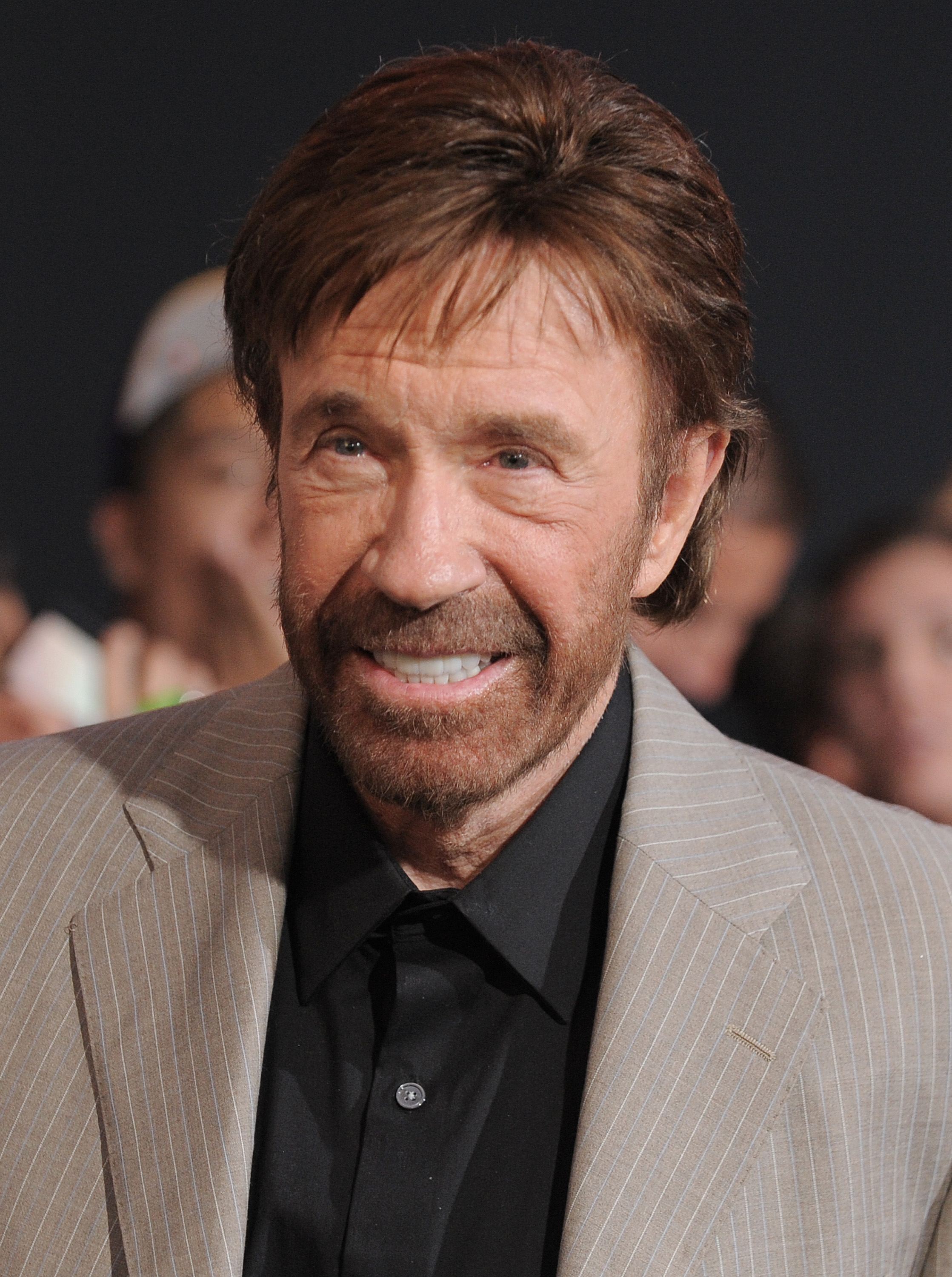 Chuck Norris weighs in...