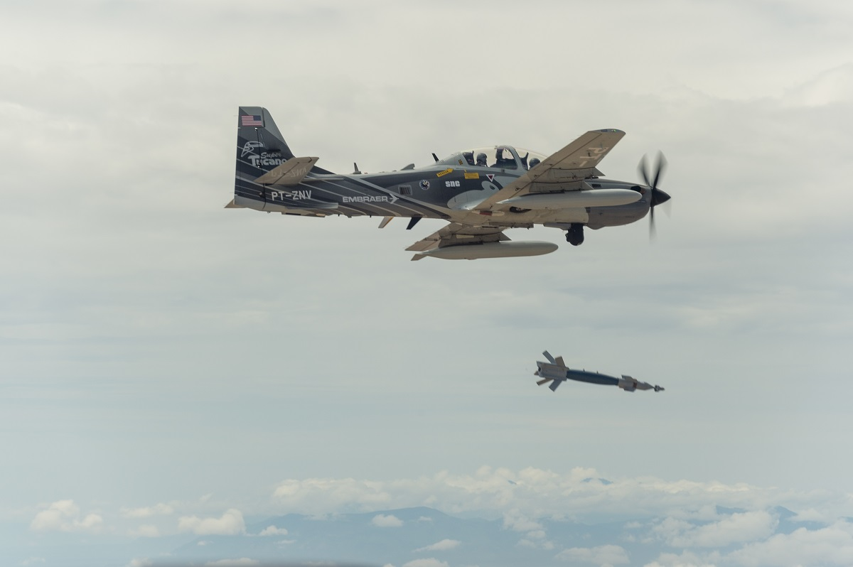 Light-attack experiment pits AT-6 against A-29 in high-stakes matchup