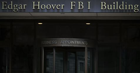 The FBI headquarters building in Washington, D.C. (Getty Images)