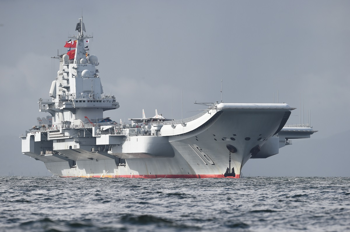 China to develop its first nuclear-powered aircraft carrier