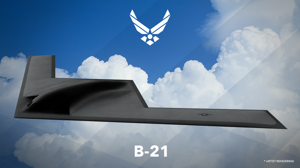 B-21 cost info to stay secret despite new Air Force leadership