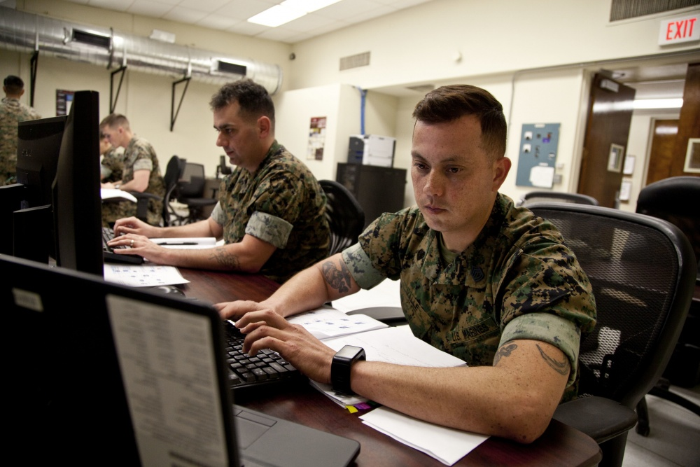 Marine Corps announces new cyberspace career track