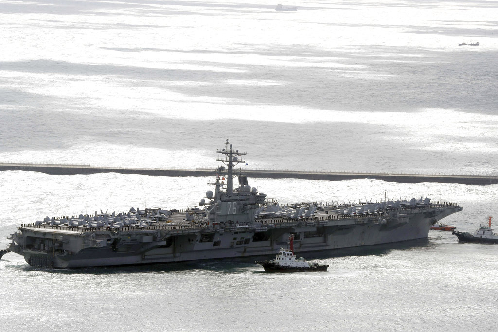 US commanders stress 'ironclad' commitment to defend South Korea