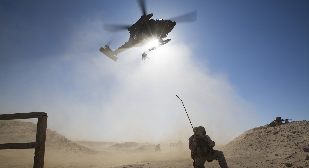 DoD exploring medevac options for special operations forces within Yemen