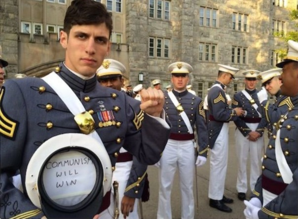 Former West Point cadet in Che Guevara shirt is an Afghanistan combat veteran; and other rumors clarified