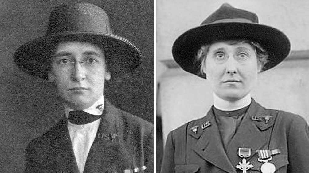 Forgotten valor: Nurses near the front lines of World War I