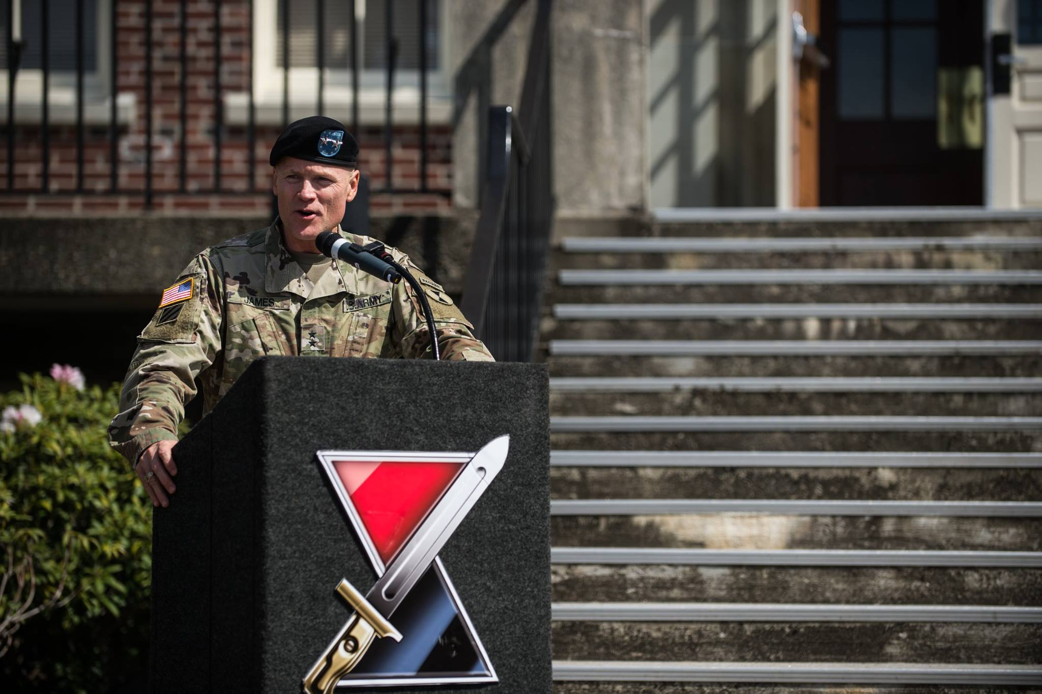 7th Infantry Division commander pulls organization together