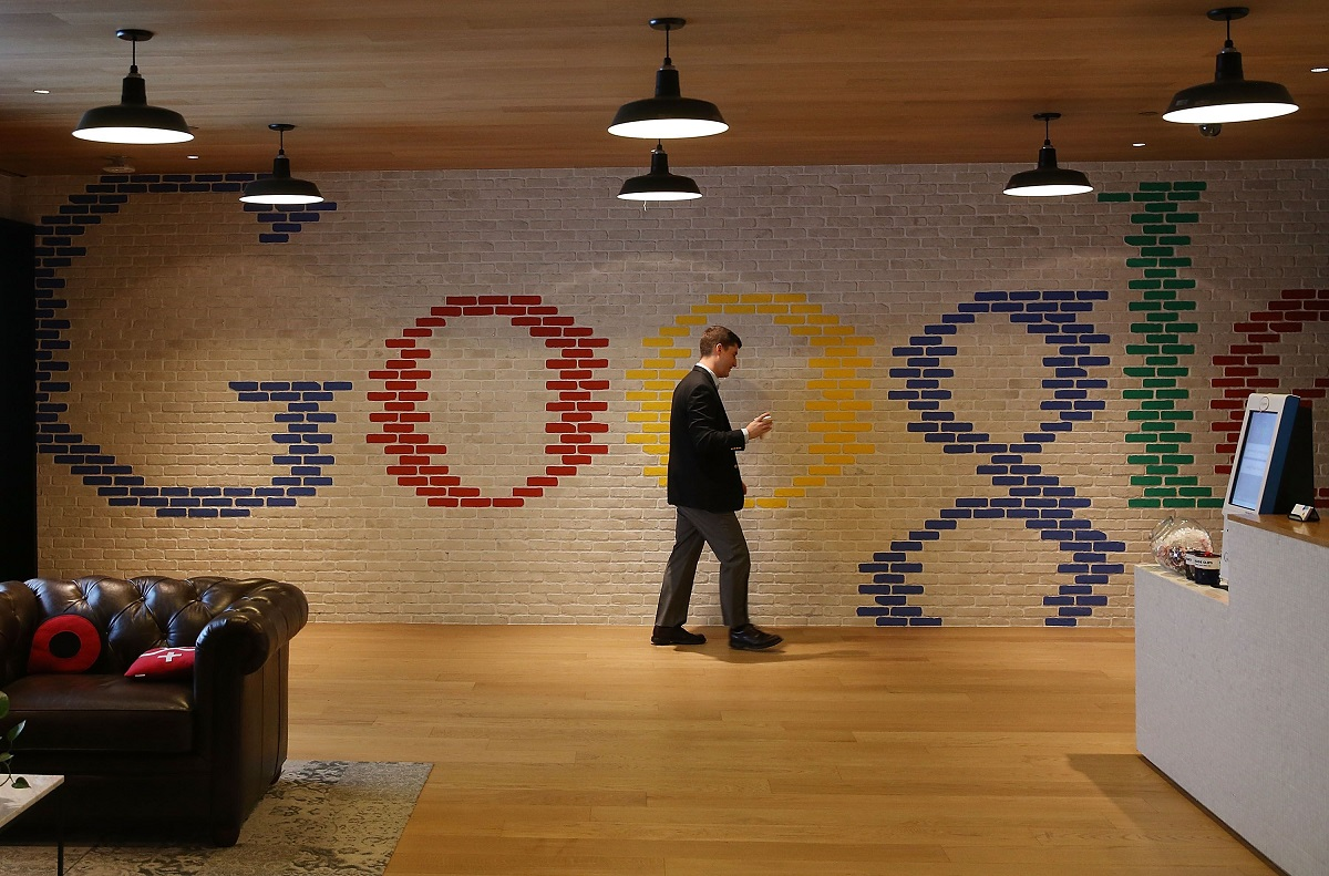 With a new provisional authority to operate, Google Cloud will be available to federal customers at a moderate impact level across multiple company regions. (Mark Wilson/Getty Images)