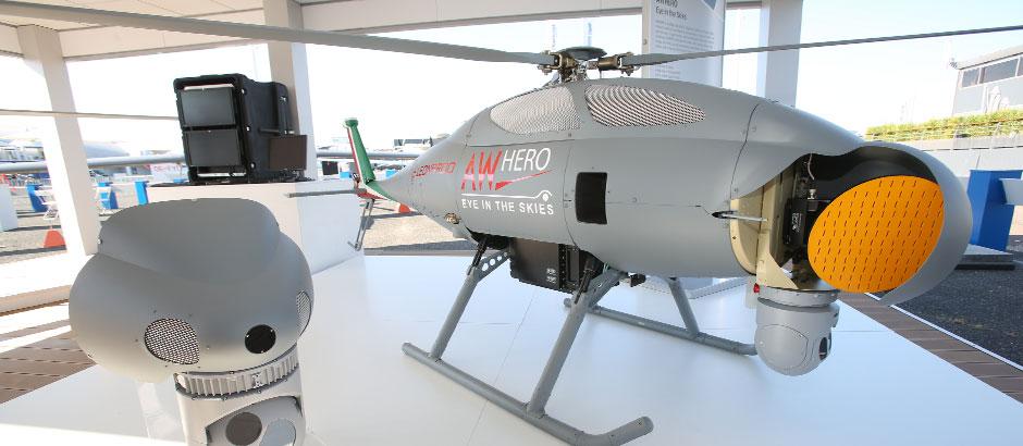 Leonardo to head EU research program on unmanned naval systems