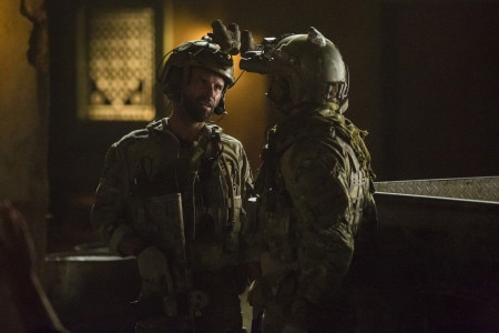 'Six' captures SEAL team in the field, at home ... and on the hunt
