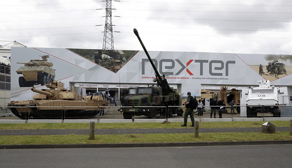 In a blow to RTD, France selects Nexter for light multirole vehicle