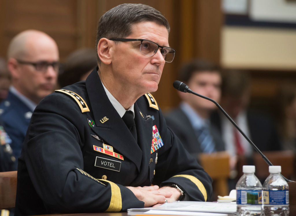 Gen. Votel: Russia is both 'arsonist and fireman' in Syria