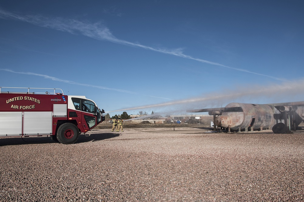 Auditors: Firefighting chemicals forced water-system shutdowns or fixes at 11 DoD installations