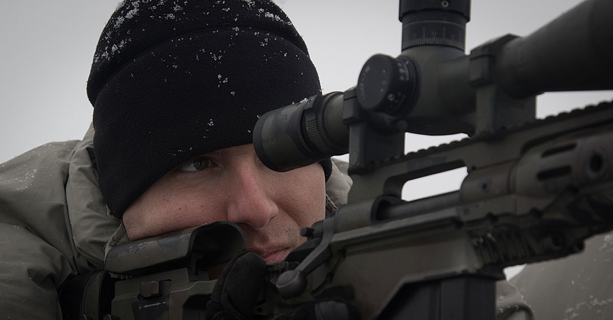 Longtime military optics maker unveils new scope for Army snipers
