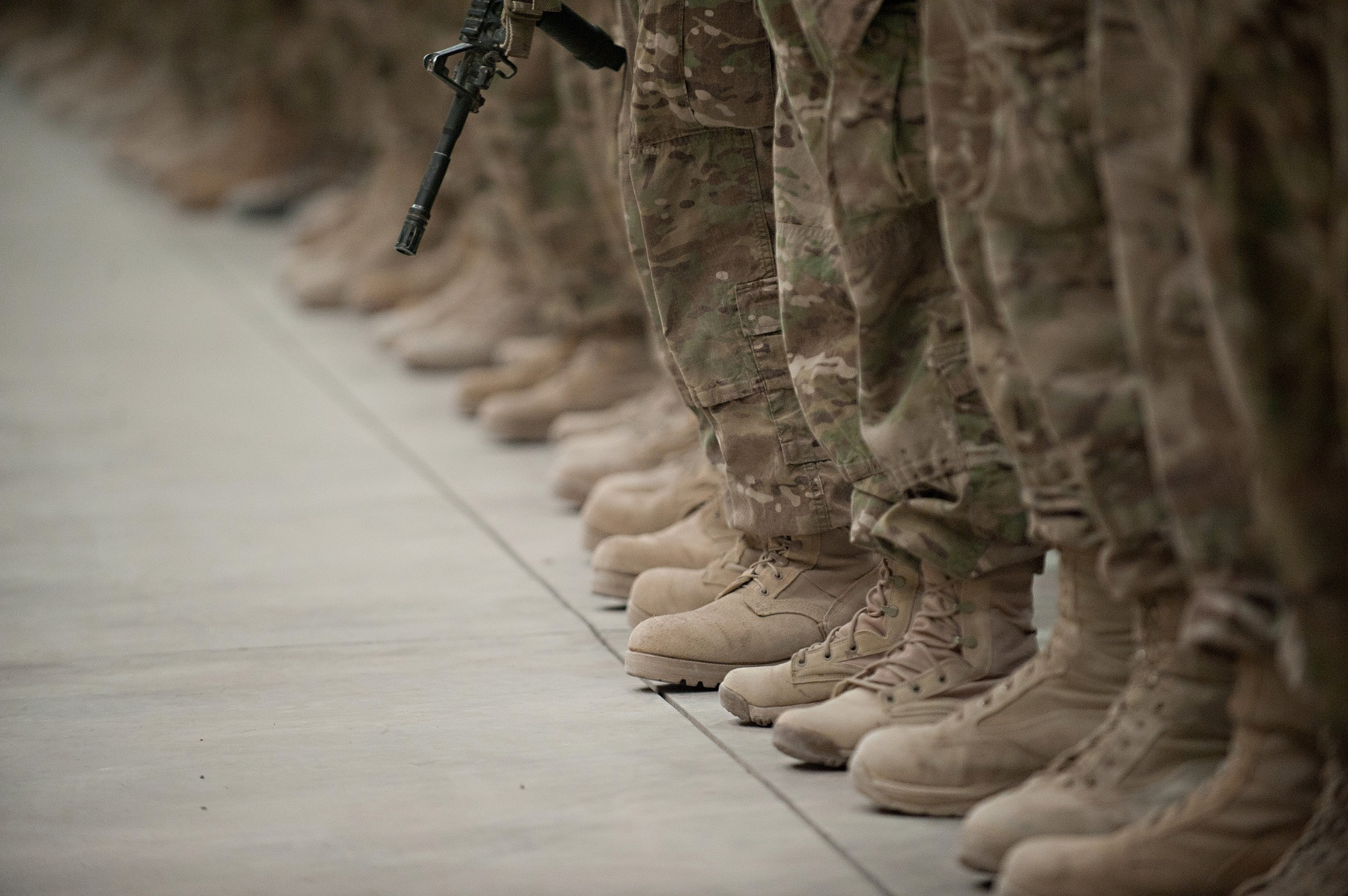 Army: No lower standards for recruits with history of mental illness