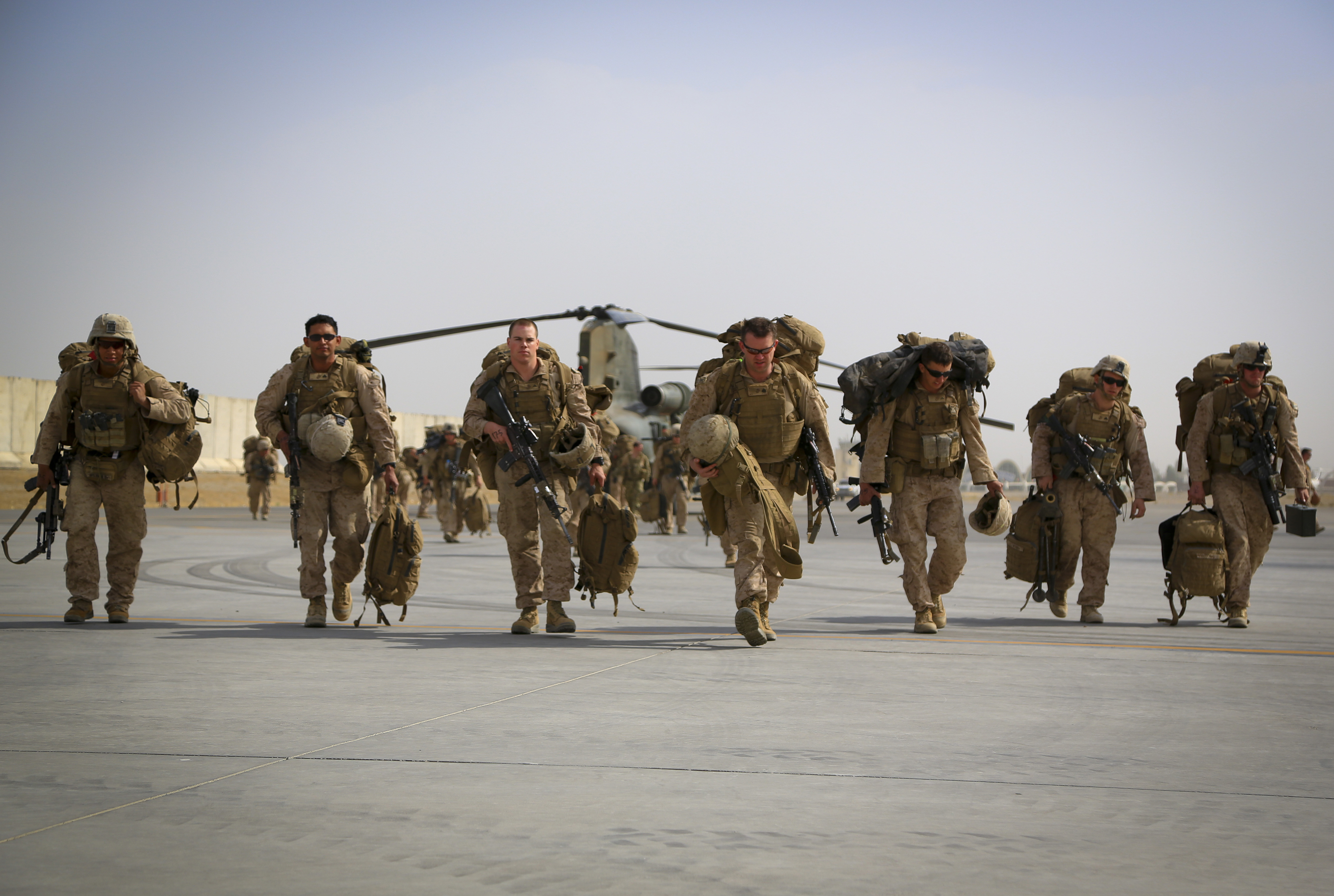 confidence an essential part of who we are as marines