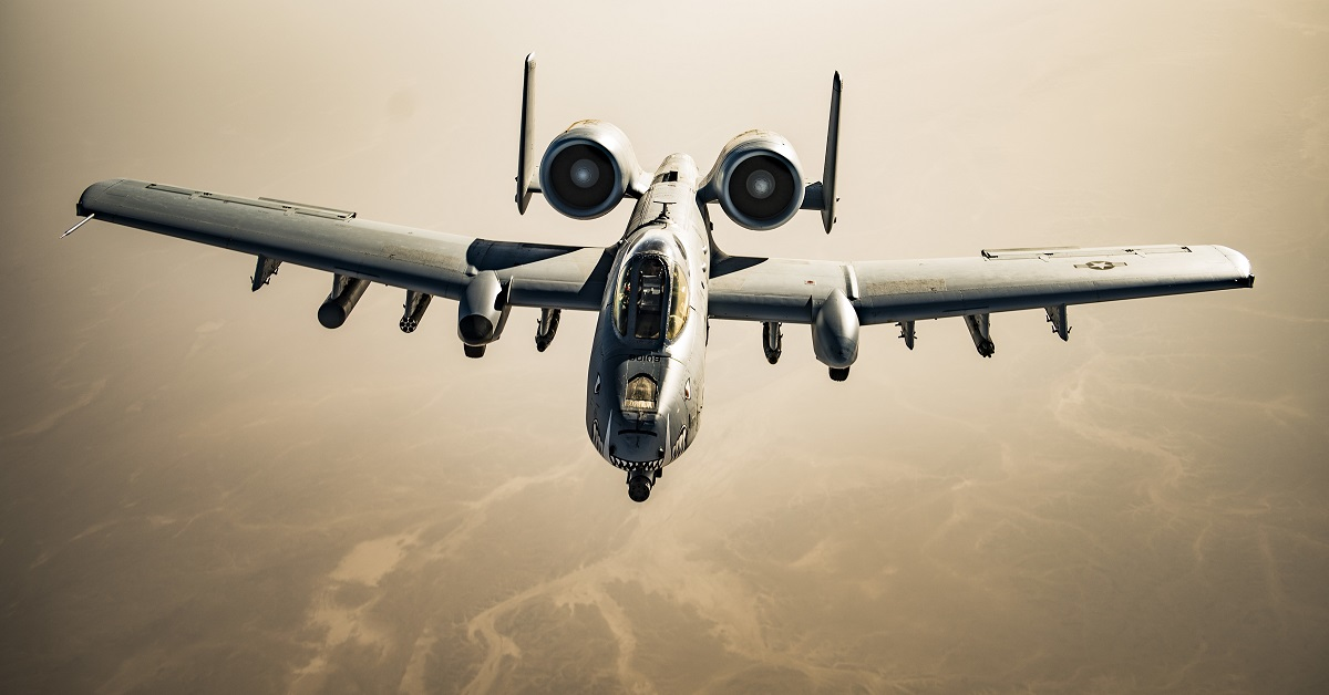 Air Force A-10s called in to hold off Taliban attack on major Afghan city