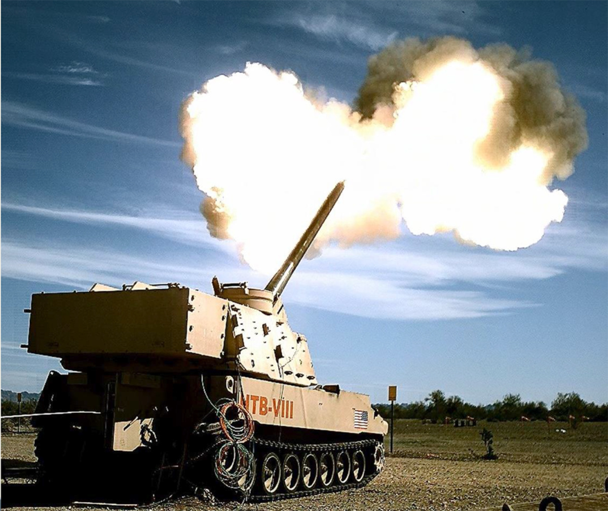 Extended Range Cannon Artillery, or ERCA, will be an improvement to the latest version of the Paladin self-propelled howitzer that provides indirect fires for the brigade combat team and division-level fight. The Army is working to develop an autoloader for the cannon to be fielded by 2024 and has turned to non-traditional companies to solve that big problem. (Photo by Edward Lopez/U.S. Army)