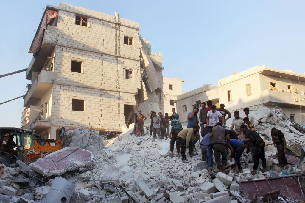 Al-Qaida set to gain as Islamic State group disintegrates