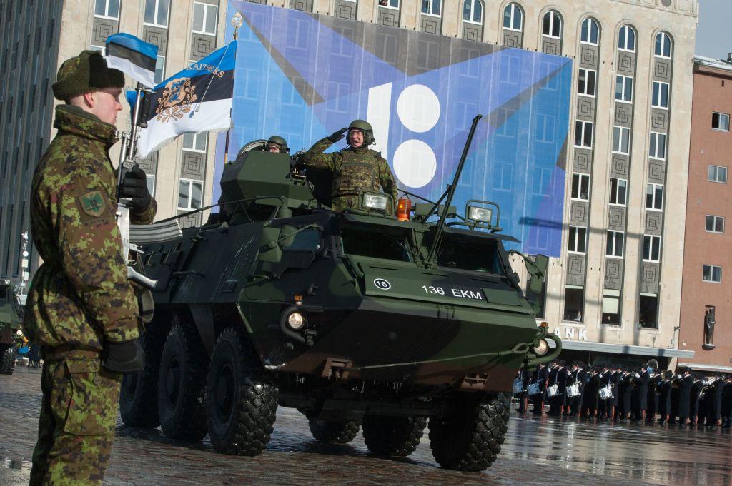 'We need to be impatient': Estonia's No. 2 defense official dives into NATO priorities
